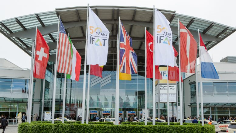 Messe München Ifat Trade Fair