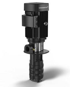 Grundfos MTD - Filterpumpen in der industriellen Rohwasser-Aufbereitung